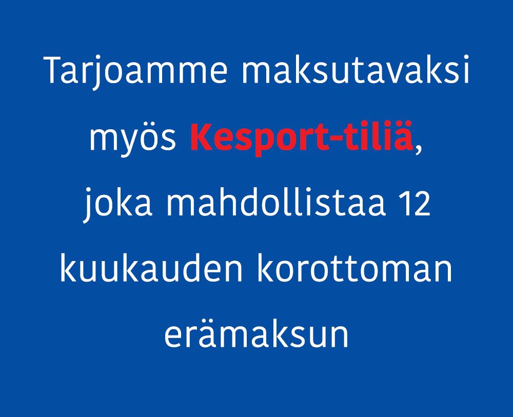 Kesport Kurikka